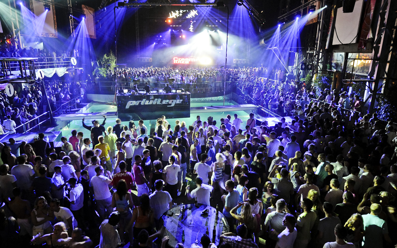 Space Ibiza goes to Privilege