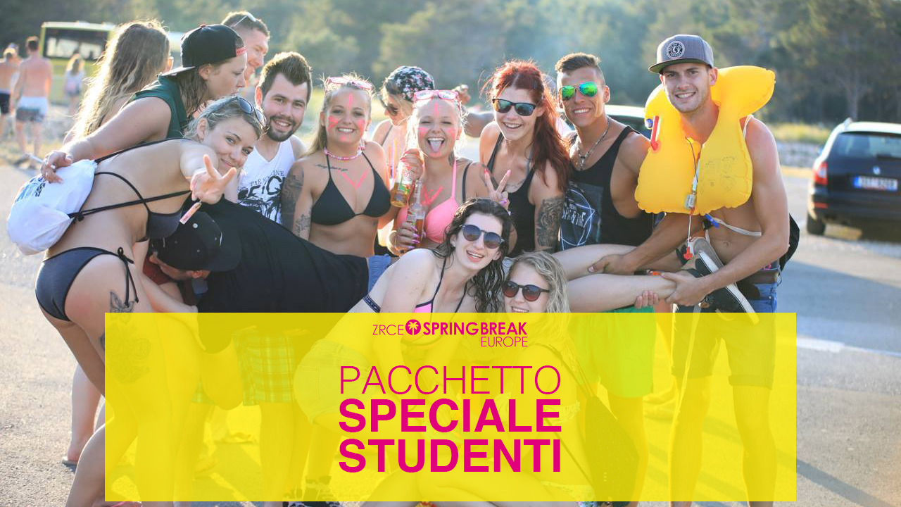 pacchetto studenti zrce spring break europe 2017 1