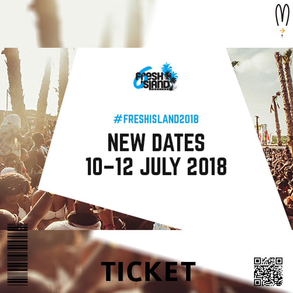 FRESH ISLAND FESTIVAL ticket