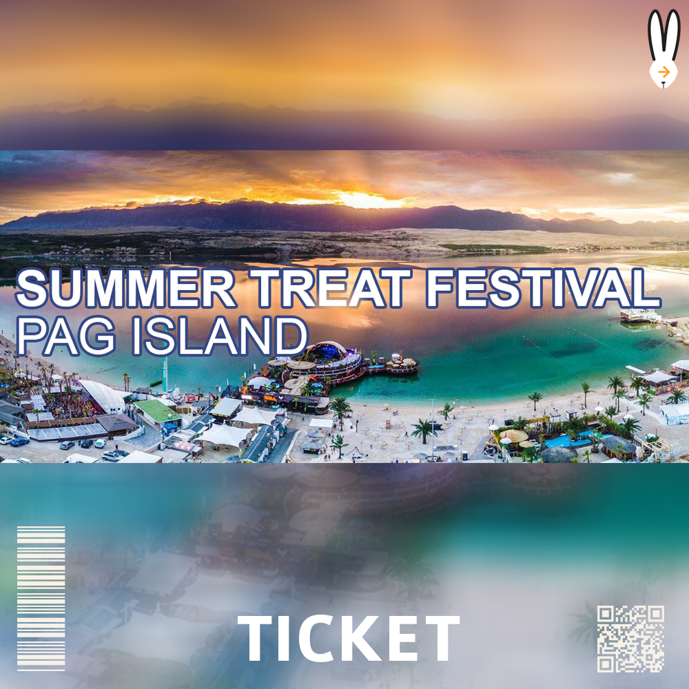 SUMMER TREAT FESTIVAL TICKET