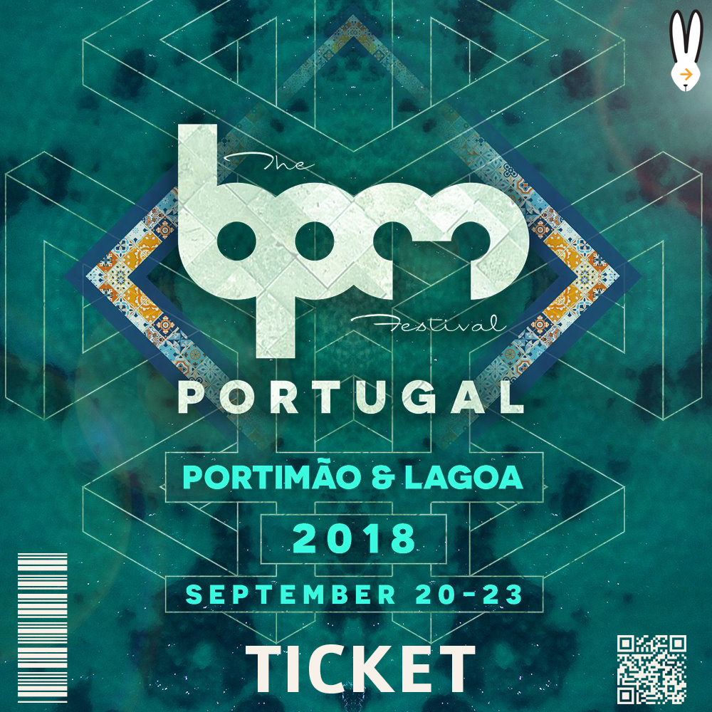 BPM FESTIVAL 2018 ticket