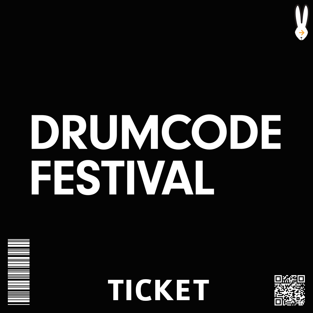 TICKET DRUMCODE FESTIVAL