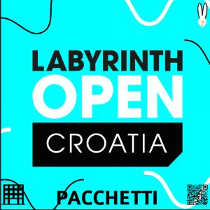 Labyrinth Open Festival 2018 – Pacchetti Camping Beach House + Ticket
