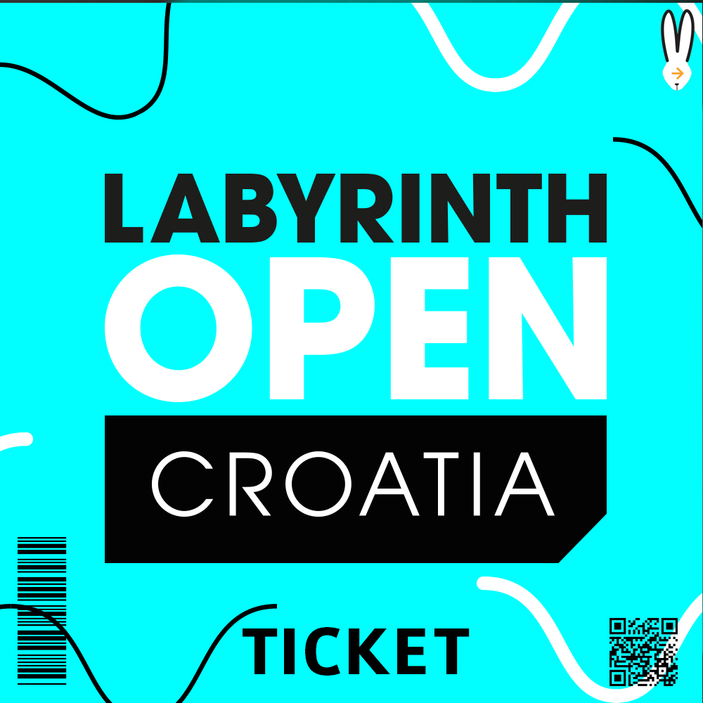 LABYRINTH FESTIVAL CROAZIA TICKET