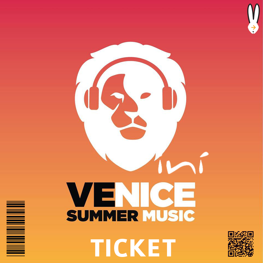 ticket venice summer music carrello