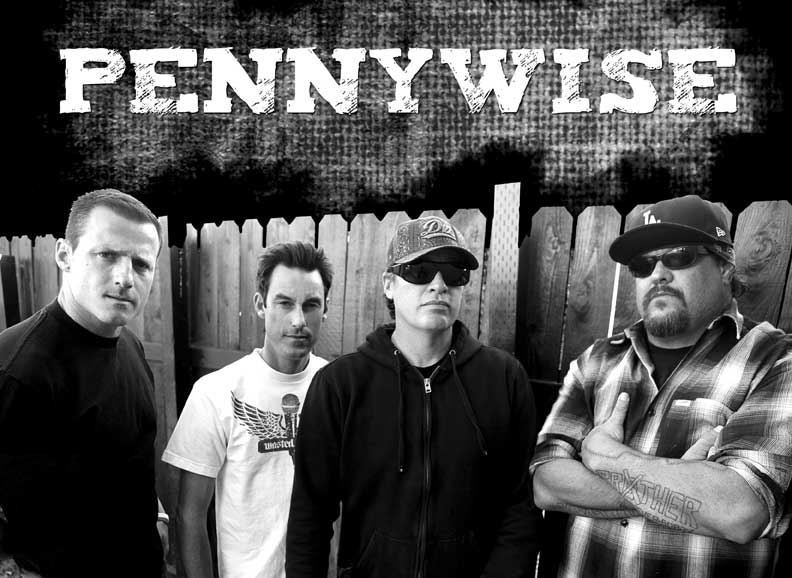 PENNYWISE at Beky Bay – 03 Luglio  2108 – LP Rock