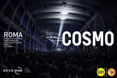COSMO FESTIVAL NYE 2019   NEW YEAR EVENT ROME -Ticket & Hotel Packages