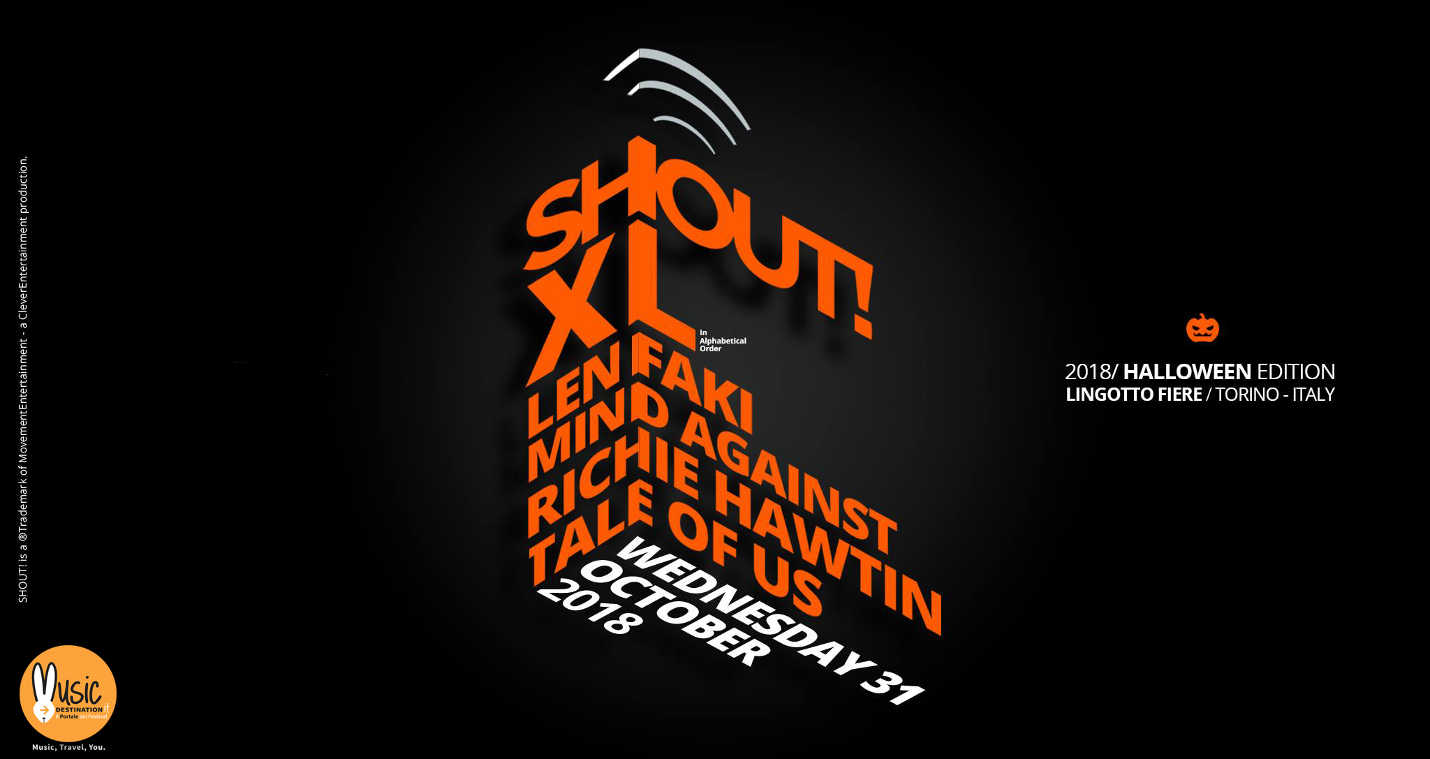 shout xl len faki richie hawtin tale of us halloween 2018