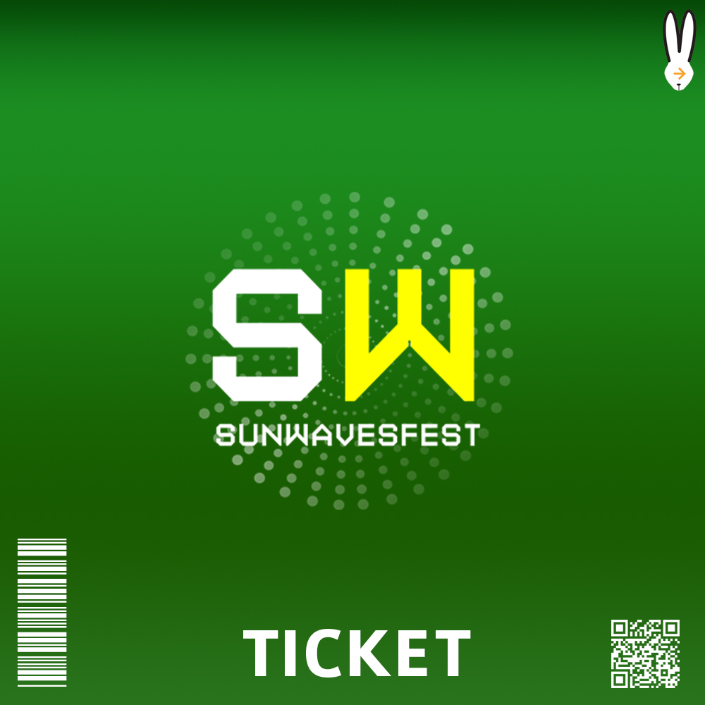 ticket SUNWAVES FESTIVAL