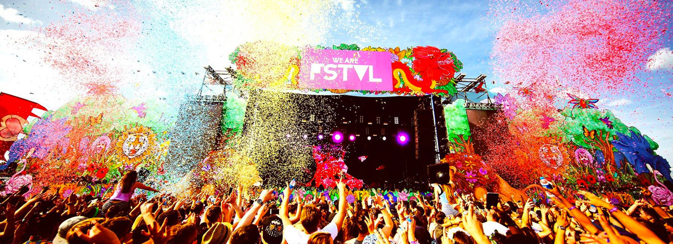 We Are FSTVL – Ticket Pacchetti Camping e Hotel