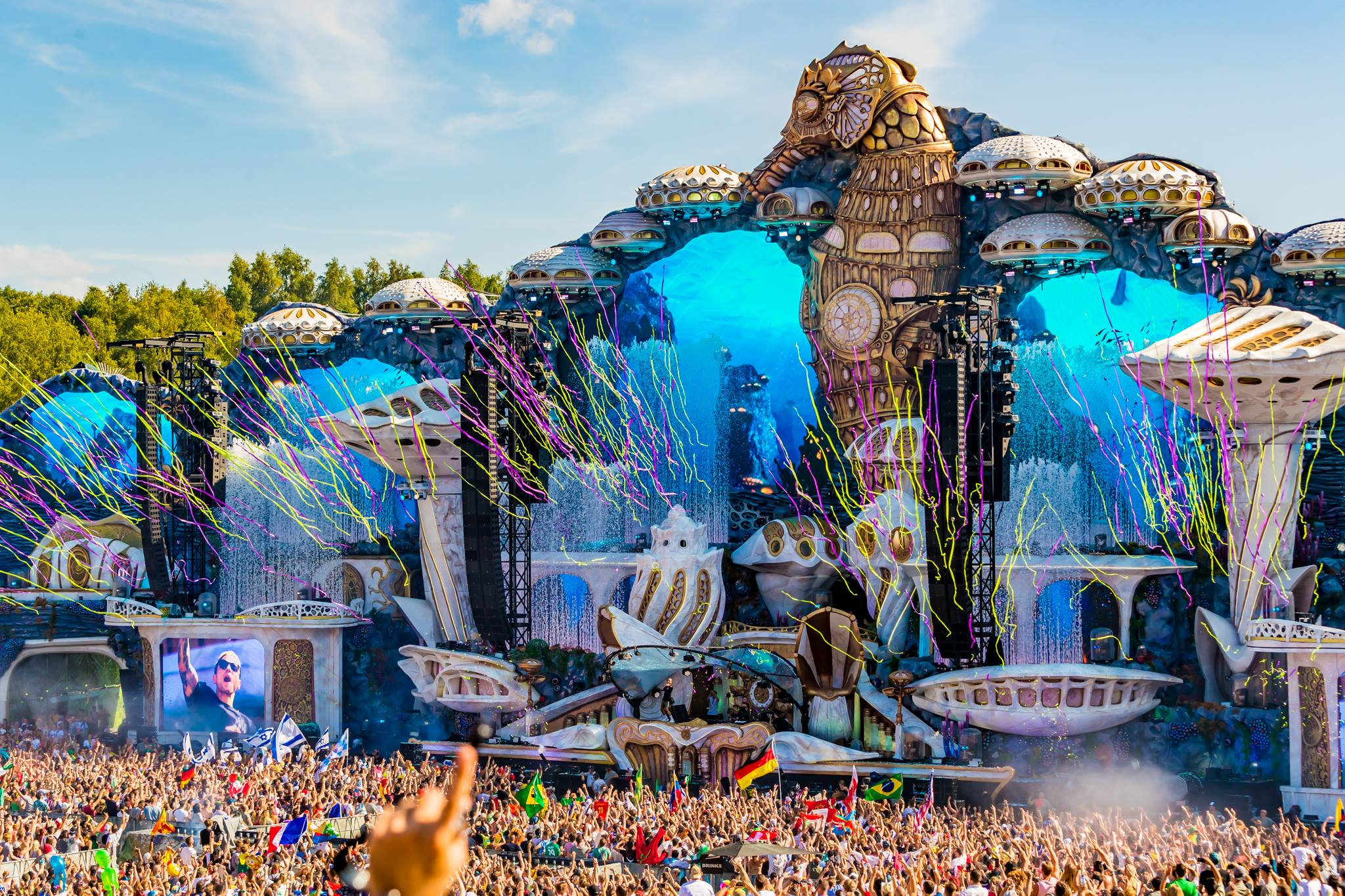 Tomorrowland 2019 – Ticket Pacchetti Camping e Hotel
